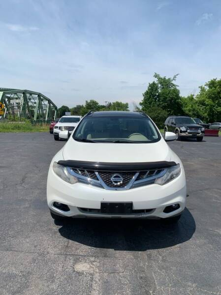 2012 Nissan Murano for sale at WXM Auto in Cortland NY