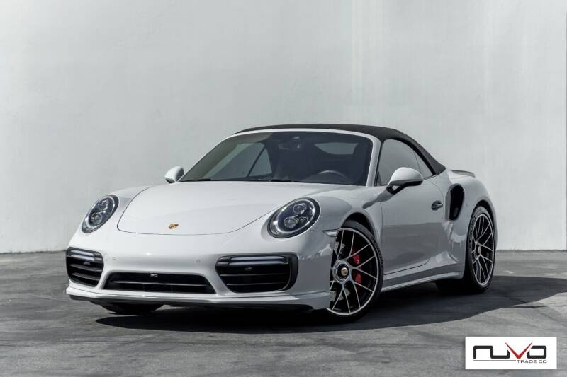 2019 Porsche 911 for sale at Nuvo Trade in Newport Beach CA