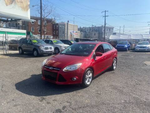 2012 Ford Focus for sale at Impressive Auto Sales in Philadelphia PA