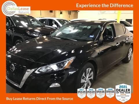 2020 Nissan Altima for sale at Dallas Auto Finance in Dallas TX