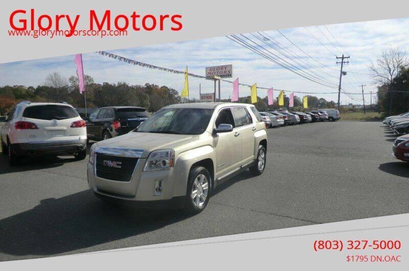 2013 GMC Terrain for sale at Glory Motors in Rock Hill SC