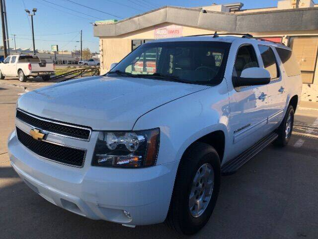 2012 Chevrolet Suburban for sale at Auto Limits in Irving TX