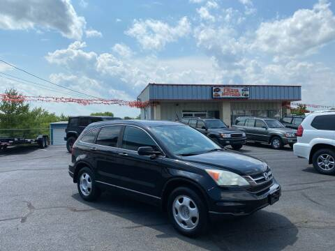 2010 Honda CR-V for sale at FIESTA MOTORS in Hagerstown MD