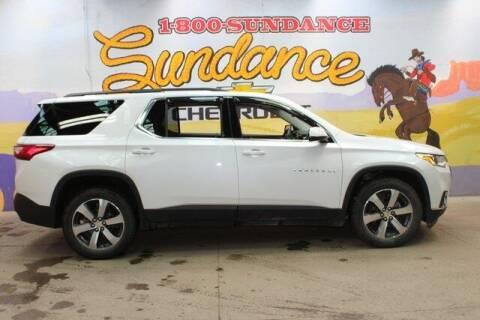 2019 Chevrolet Traverse for sale at Sundance Chevrolet in Grand Ledge MI