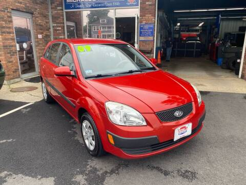 2009 Kia Rio5 for sale at Michaels Motor Sales INC in Lawrence MA