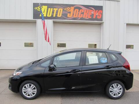 2016 Honda Fit for sale at AUTO JOCKEYS LLC in Merrill WI