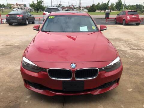 2014 BMW 3 Series for sale at Moore Imports Auto in Moore OK