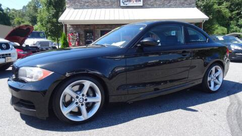 2009 BMW 1 Series for sale at Driven Pre-Owned in Lenoir NC