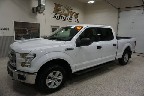 2015 Ford F-150 for sale at Elite Auto Sales in Ammon ID