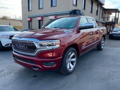 2019 RAM Ram Pickup 1500 for sale at Sisson Pre-Owned in Uniontown PA
