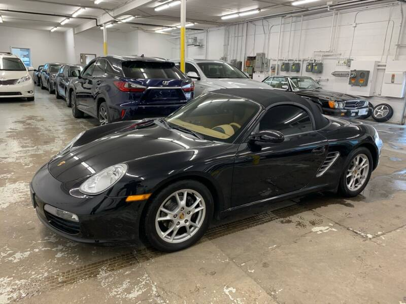 2006 Porsche Boxster for sale at The Car Buying Center in Saint Louis Park MN
