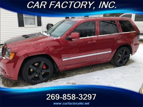 2010 Jeep Grand Cherokee for sale at Car Factory Inc. in Three Rivers MI