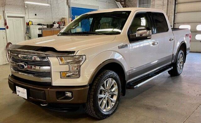 2016 Ford F-150 for sale at Reinecke Motor Co in Schuyler NE