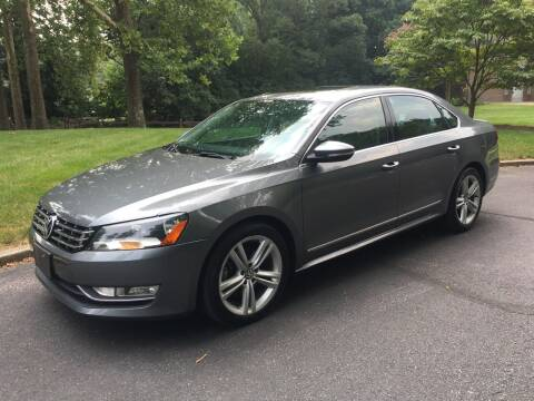 2012 Volkswagen Passat for sale at Bowie Motor Co in Bowie MD