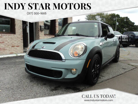 2012 MINI Cooper Hardtop for sale at Indy Star Motors in Indianapolis IN
