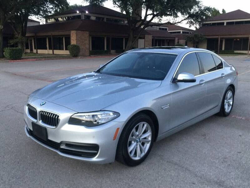 2014 BMW 5 Series for sale at Executive Auto Sales DFW LLC in Arlington TX