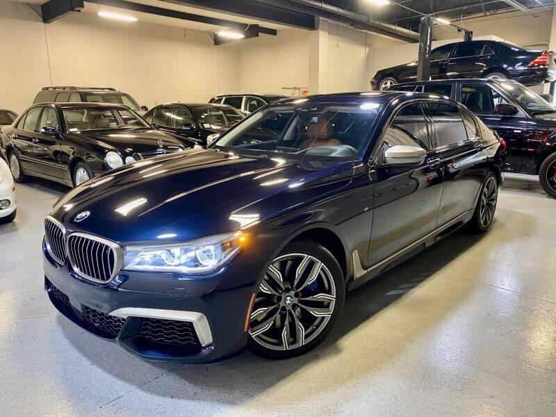 2018 BMW 7 Series for sale at Motorgroup LLC in Scottsdale AZ