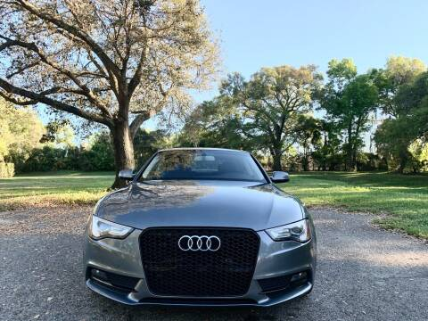 2014 Audi A5 for sale at FLORIDA MIDO MOTORS INC in Tampa FL
