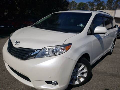 2012 Toyota Sienna for sale at Capital City Imports in Tallahassee FL