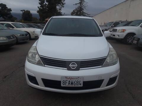 2009 Nissan Versa for sale at Goleta Motors in Goleta CA