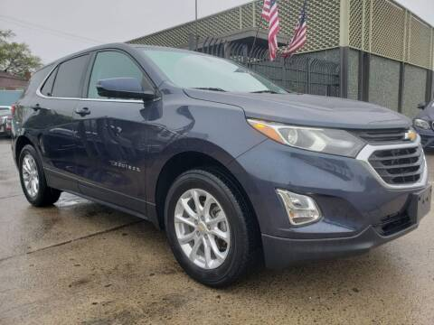 2018 Chevrolet Equinox for sale at Gus's Used Auto Sales in Detroit MI