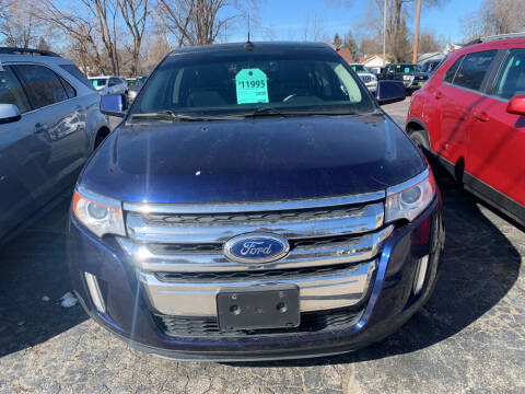 2011 Ford Edge for sale at PAPERLAND MOTORS in Green Bay WI