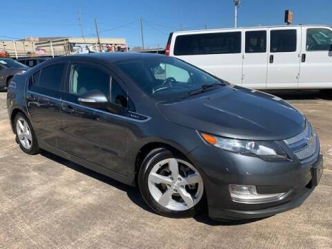 2013 Chevrolet Volt for sale at Sam's Auto Sales in Houston TX