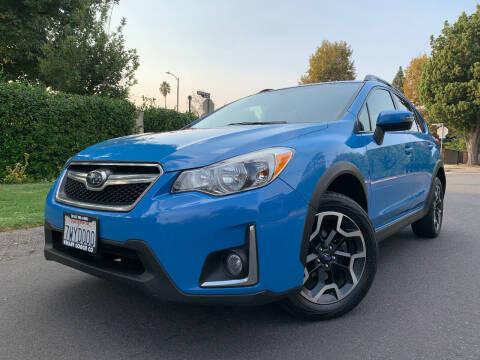 2017 Subaru Crosstrek for sale at Valley Coach Co Sales & Lsng in Van Nuys CA