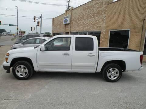 2011 Chevrolet Colorado for sale at Kingdom Auto Centers in Litchfield IL