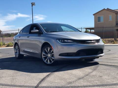 2015 Chrysler 200 for sale at Boktor Motors in Las Vegas NV