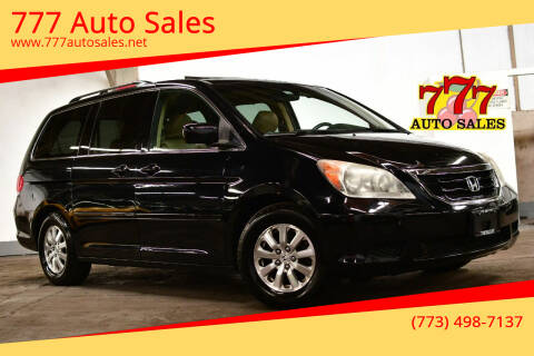 2008 Honda Odyssey for sale at 777 Auto Sales in Bedford Park IL