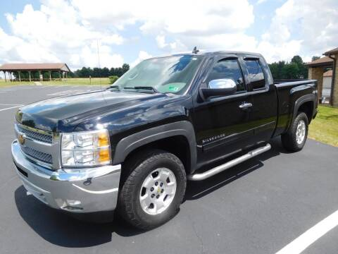 2012 Chevrolet Silverado 1500 for sale at WESTERN RESERVE AUTO SALES in Beloit OH