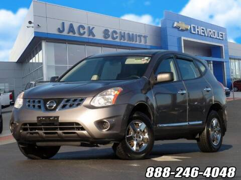 2013 Nissan Rogue for sale at Jack Schmitt Chevrolet Wood River in Wood River IL