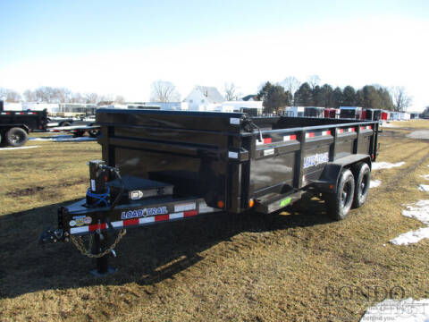 2021 Load Trail Dump DT8316072SS
