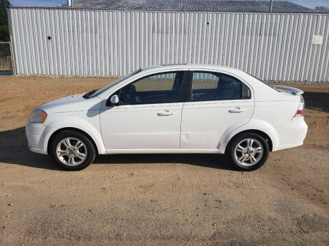 2011 Chevrolet Aveo for sale at Steve Winnie Auto Sales in Edmore MI