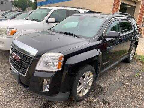 2012 GMC Terrain for sale at BEAR CREEK AUTO SALES in Rochester MN