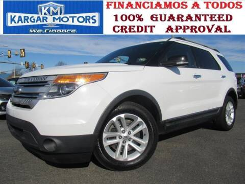 2013 Ford Explorer for sale at Kargar Motors of Manassas in Manassas VA