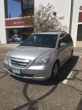 2007 Honda Odyssey for sale at Specialty Auto Wholesalers Inc in Eden Prairie MN