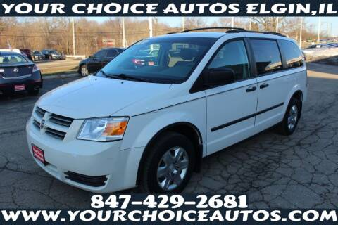 2008 Dodge Grand Caravan for sale at Your Choice Autos - Elgin in Elgin IL