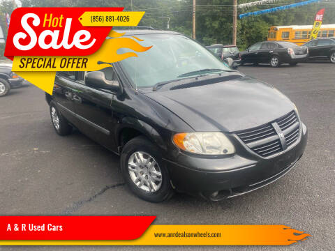 2006 Dodge Caravan for sale at A & R Used Cars in Clayton NJ