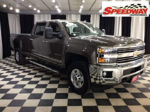 2015 Chevrolet Silverado 3500HD for sale at SPEEDWAY AUTO MALL INC in Machesney Park IL