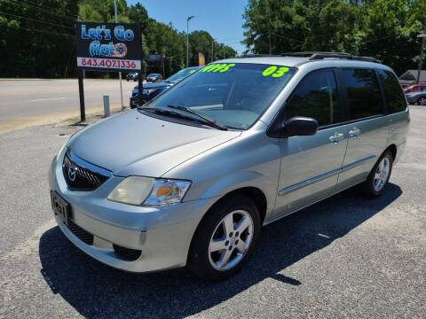 2003 Mazda MPV for sale at Let's Go Auto in Florence SC