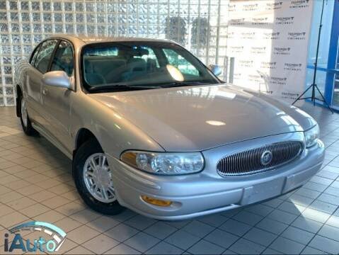 2002 Buick LeSabre for sale at iAuto in Cincinnati OH