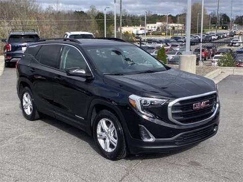 2019 GMC Terrain for sale at CU Carfinders in Norcross GA