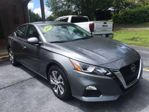 2020 Nissan Altima for sale at Scotty's Auto Sales, Inc. in Elkin NC
