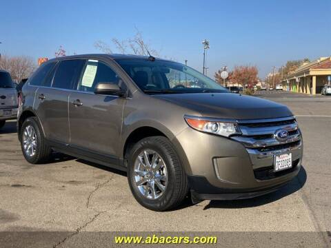 2013 Ford Edge for sale at About New Auto Sales in Lincoln CA