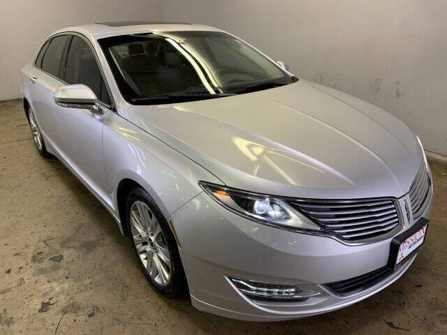 2014 Lincoln MKZ Hybrid for sale in San Antonio, TX