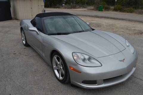 2005 Chevrolet Corvette for sale at Coleman Auto Group in Austin TX