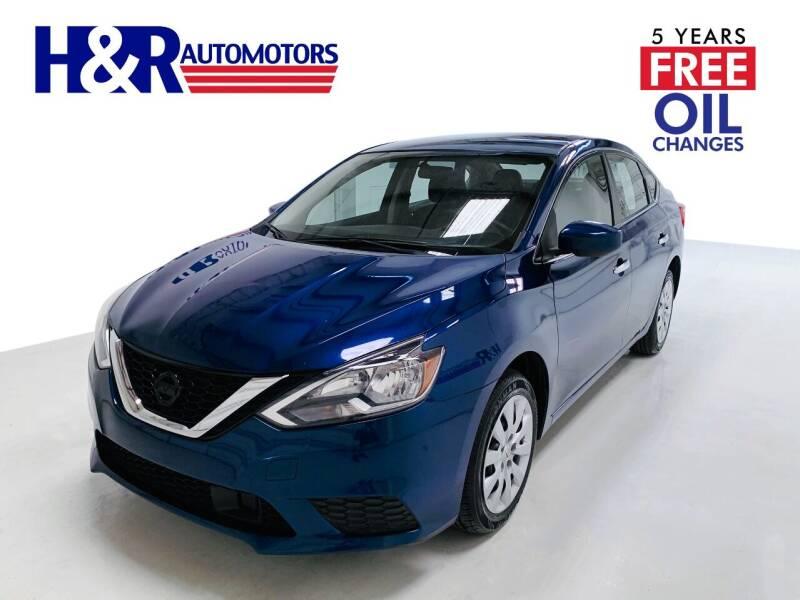 2019 Nissan Sentra for sale at H&R Auto Motors in San Antonio TX