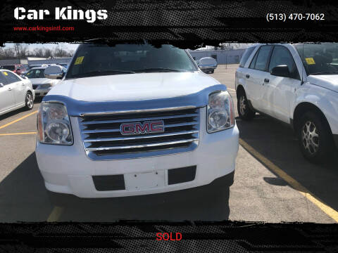 2008 GMC Yukon for sale at Car Kings in Cincinnati OH